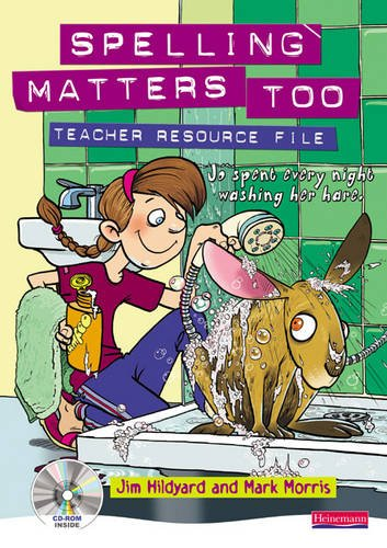 9780435806279: Spelling Matters Too Teacher's Resource File