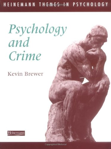 9780435806538: Heinemann Themes in Psychology: Psychology and Crime