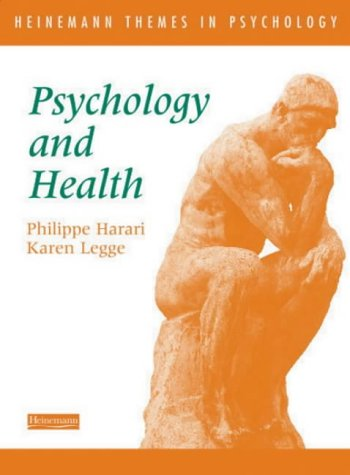 9780435806590: Heinemann Themes in Psychology: Psychology and Health