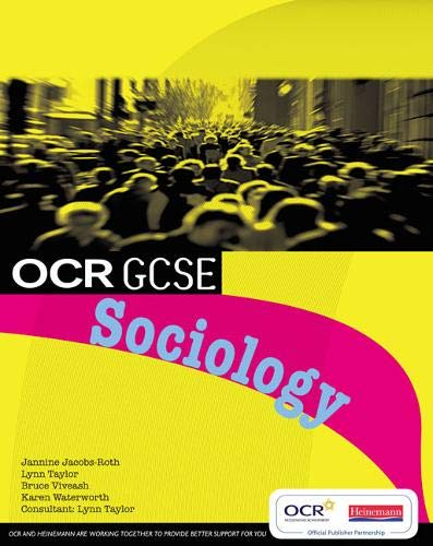 9780435807573: OCR GCSE Sociology Student Book