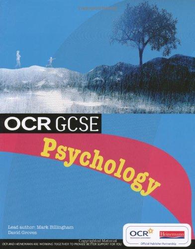 9780435807702: OCR GCSE Psychology Student Book