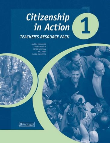 9780435808082: Citizenship in Action 1 Teachers Resource Pack & CD-ROM