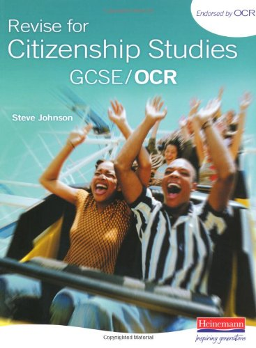 Revise Citizenship Studies for OCR (Revise Citizenship: Johnson, Steve