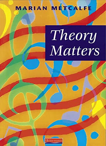 9780435810252: Theory Matters Pupil Book: Textbook