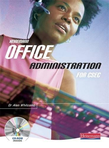 9780435812188: Office Administration for CSEC Student Bk & CD