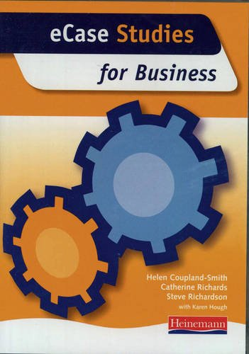 9780435812195: ECase Studies for Business (Business Software)
