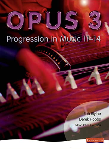 9780435812508: Opus: Student Book 3