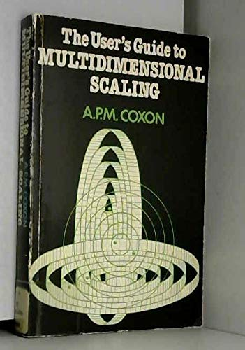 9780435822521: User's Guide to Multidimensional Scaling