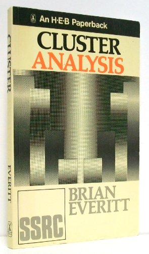 9780435822989: Cluster Analysis (Reviews of current research ; 11)