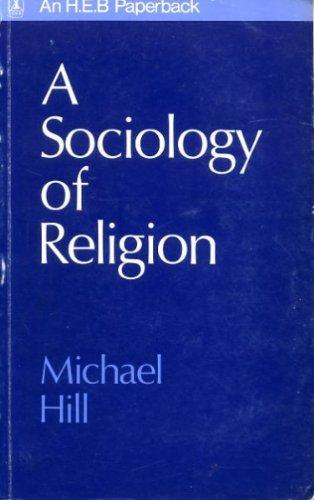 9780435824112: Sociology of Religion (Heinemann studies in sociology)