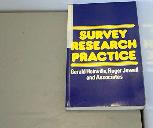 9780435824198: Survey Research Practice