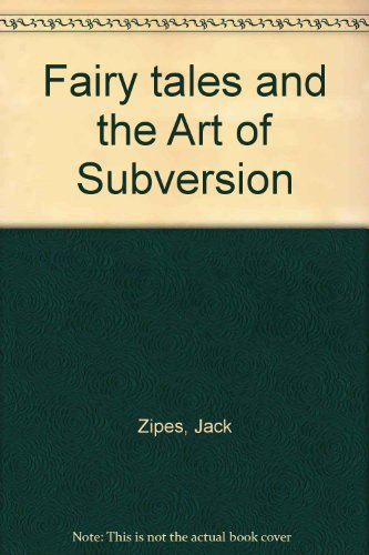 9780435829827: Fairy tales and the Art of Subversion