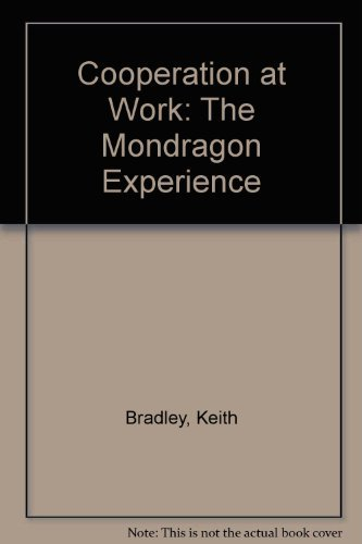 9780435831103: Cooperation at Work: The Mondragon Experience