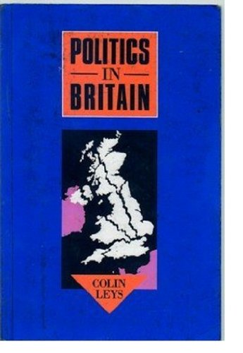 Politics in Britain: An Introduction