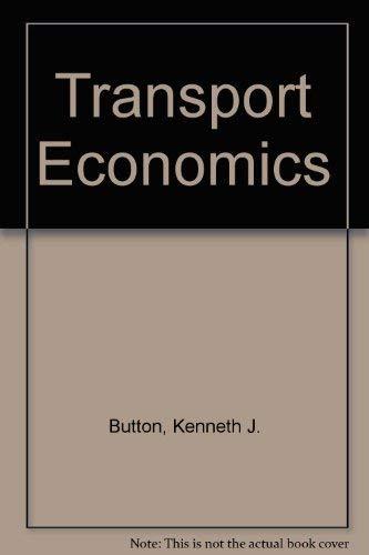 9780435840938: Transport Economics