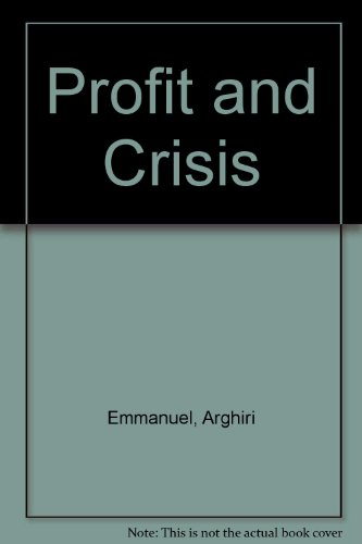 9780435843540: Profit and Crisis