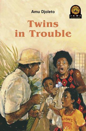 Twins in Trouble (Paperback): Amu Djoleto