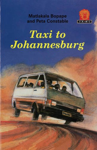 9780435891091: Taxi to Johannesburg (Junior African Writers: Level 1)