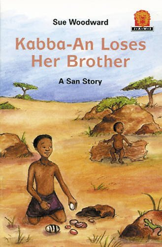 Kabba: An Loses Her Brother (Junior African: Woodward, Susan