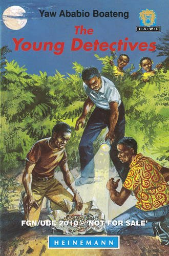 9780435892340: The Young Detectives (Junior African Writers Series. Level 3)