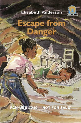 9780435892524: Escape from Danger (Junior African Writers: Level 3)
