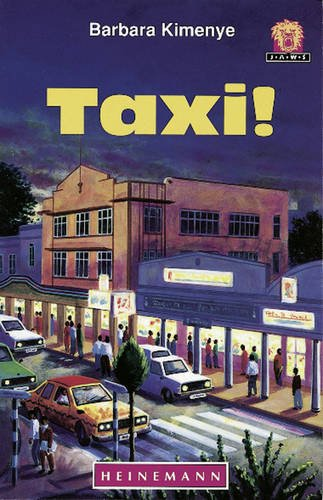 9780435893637: Taxi (Junior African Writers: Level 5)