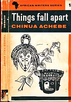 THINGS FALL APART. [ SIGNED]: ACHEBE, Chinua.
