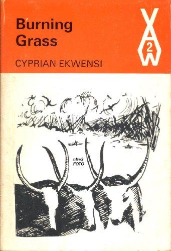 9780435900021: Burning Grass (African Writers Series)