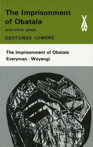 The Imprisonment of Obatala and Other Plays