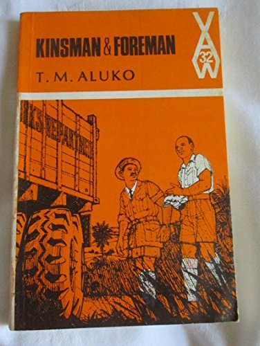 Kinsman and Foreman (African Writers Series): Aluko, T. M.