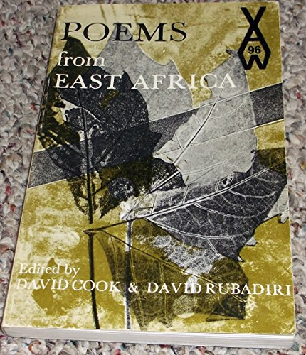 9780435900960: Poems from East Africa (African Writers Series, 96)