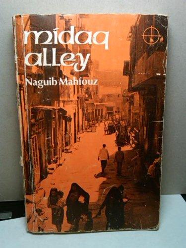 9780435901516: Midaq Alley Mahfou AWS 151 (Heinemann African Writers Series)