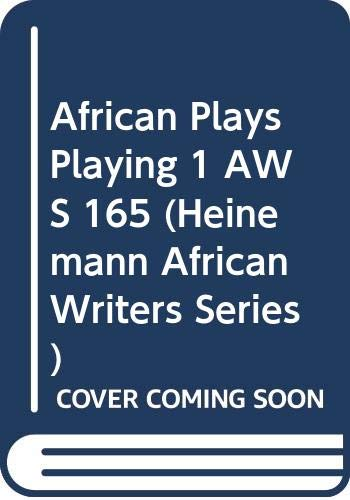 9780435901653: African Plays for Playing