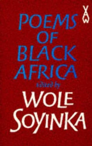 9780435901714: Poems of Black Africa.