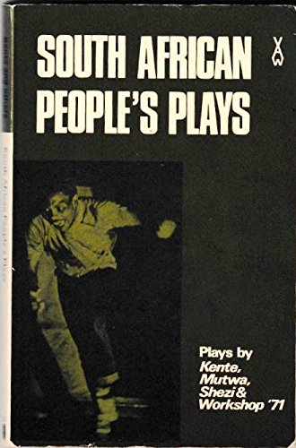 9780435902247: South African People's Plays: Ons Phola Hi (African Writers Series)