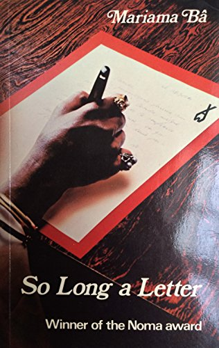 9780435902483: So Long a Letter (African Writers Series) (English and French Edition)