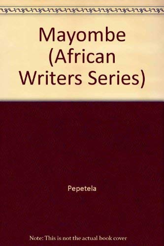 9780435902698: Mayombe (African Writers Series)
