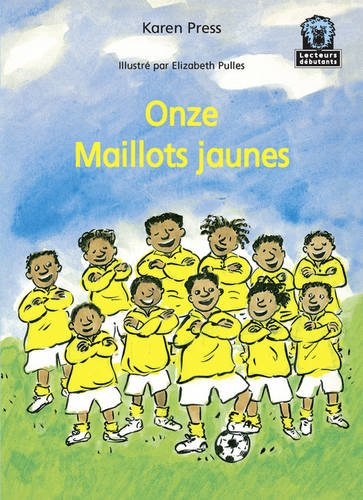 9780435902834: Onze Maillots Jaunes (Junior African Writers: French Translations)