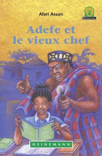 Adefe Et Le Vieux Chef JAWS Level: A Assan
