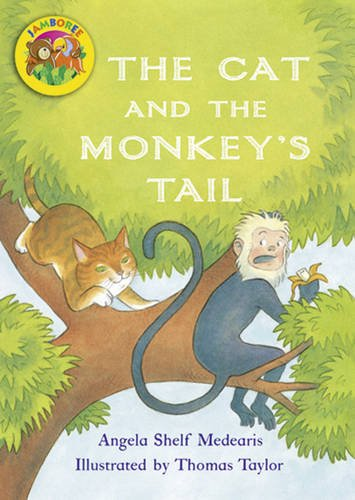 9780435903749: Jamboree Storytime Level B: The Cat and the Monkey's Tail Big Book