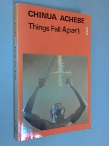 an analysis of the novel things fall apart and okonko by chinua achebe Things fall apart, by chinua achebe, depicts life among the igbo society in nigeria okonkwo is a wealthy and respected warrior of the umuofia.