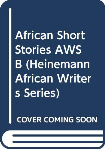 9780435905378: African Short Stories