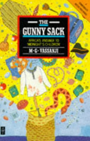 The Gunny Sack (First UK Edition; First: Vassanji, MG