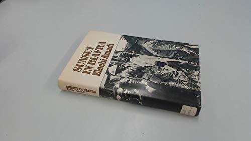 9780435906016: Sunset In Biafra Lib Edit Amadi (Heinemann African Writers Series)