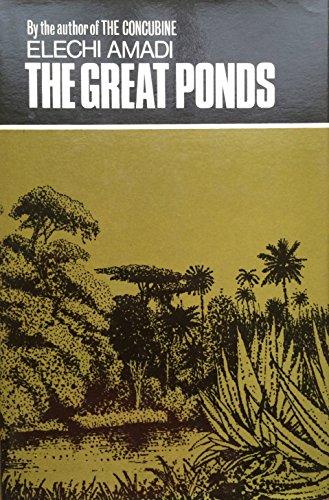 9780435906184: Great Ponds Amadi (Heinemann African Writers Series)