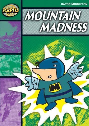 9780435907648: Rapid Stage 5 Set B: Mountain Madness (Series 1) (RAPID SERIES 1)
