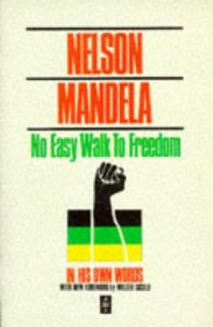 9780435907822: No Easy Walk to Freedom (Heinemann African Writers Series)