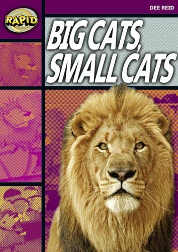 Rapid Stage 1 Set A: Big Cats: Reid, Dee