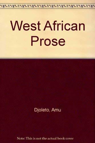West African Prose: Amu Djoleto, Thomas