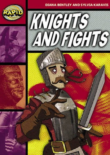 Knights and Fights: Stage 2 Set B (9780435908492) by Diana Bentley; Sylvia Karavis